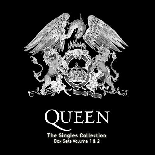 Queen Singles Box