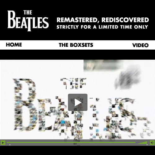 Beatles remastered