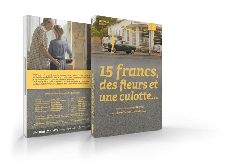 DVD 15 Francs