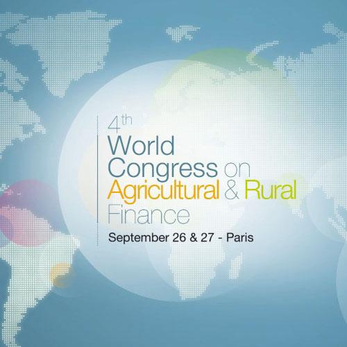 Assises Mondiales du financement agricole et rural