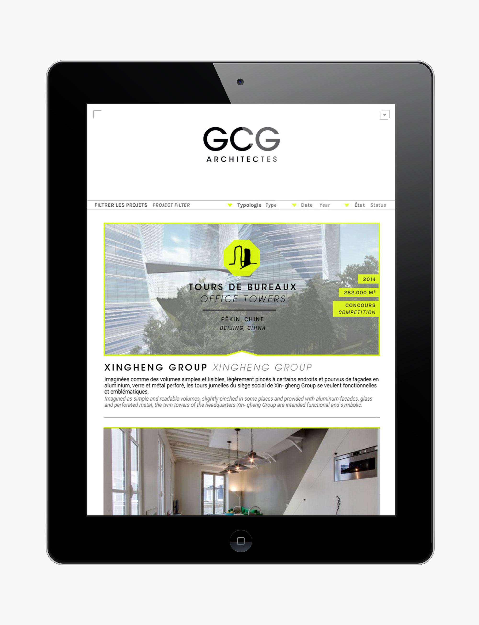 Gcg Architectes gcg architectes maxime chappet