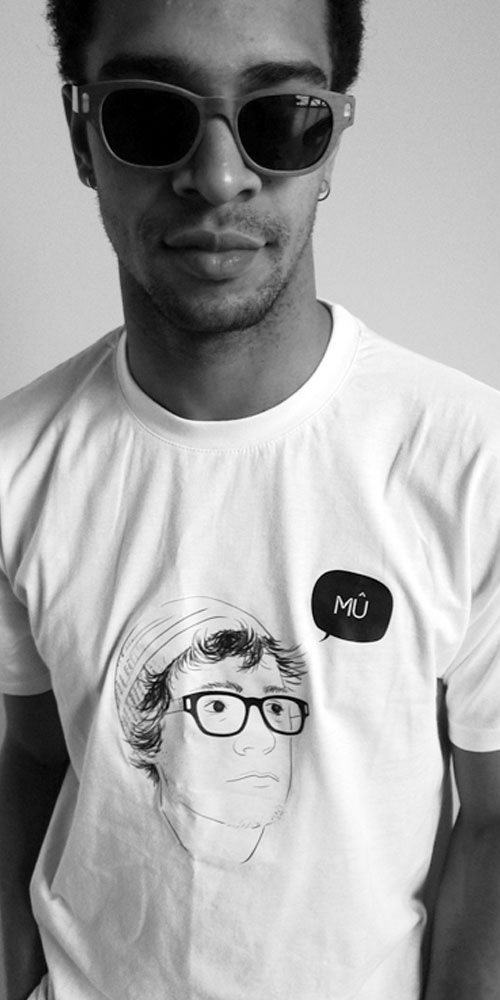 tshirt MÛ